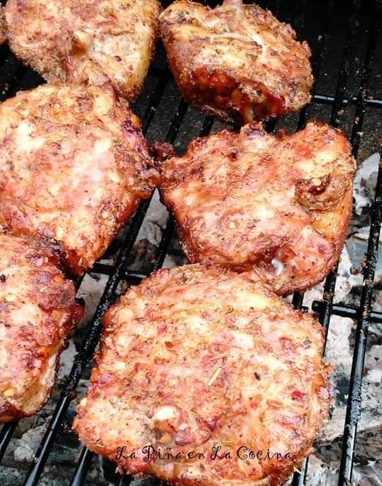 Smoked Chicken-Pollo Asado