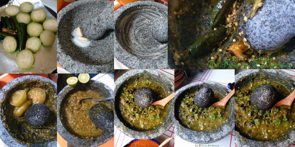 Sopes Picaditas