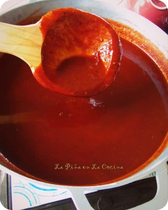 Chile Ancho Sauce