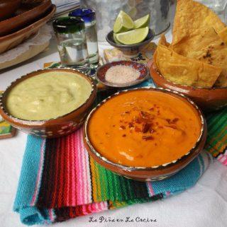 Spicy Taqueria-Style Salsa