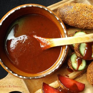 How To Prepare Homemade Chamoy!