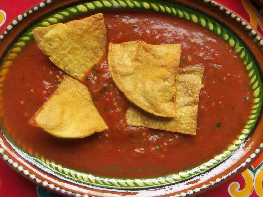 Restaurant-Style Salsa-Easy Tomato Jal