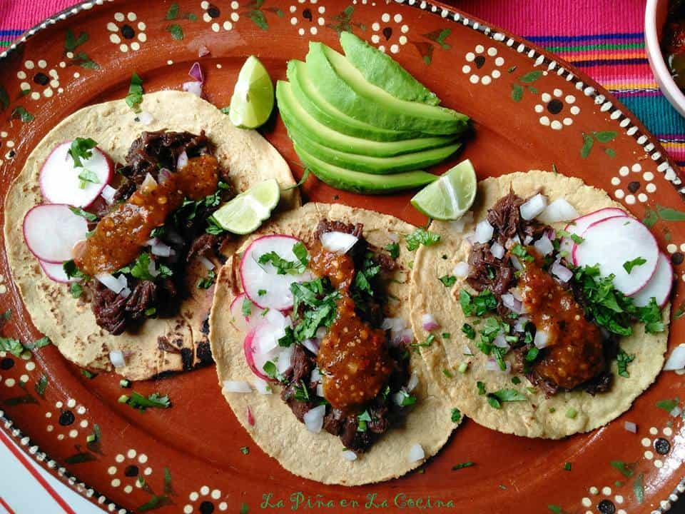 Toasted Chile de Arbol with Tomatillo Salsa