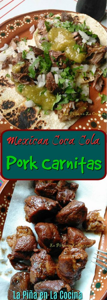 Mexican Coca Cola Pork Carnitas