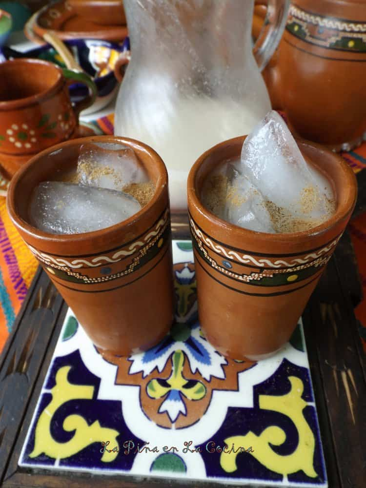Horchata (Simple Rice Agua Fresca)