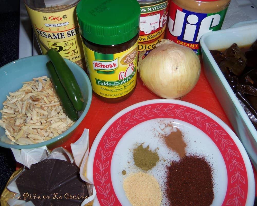 Easy Molé Sauce Recipe
