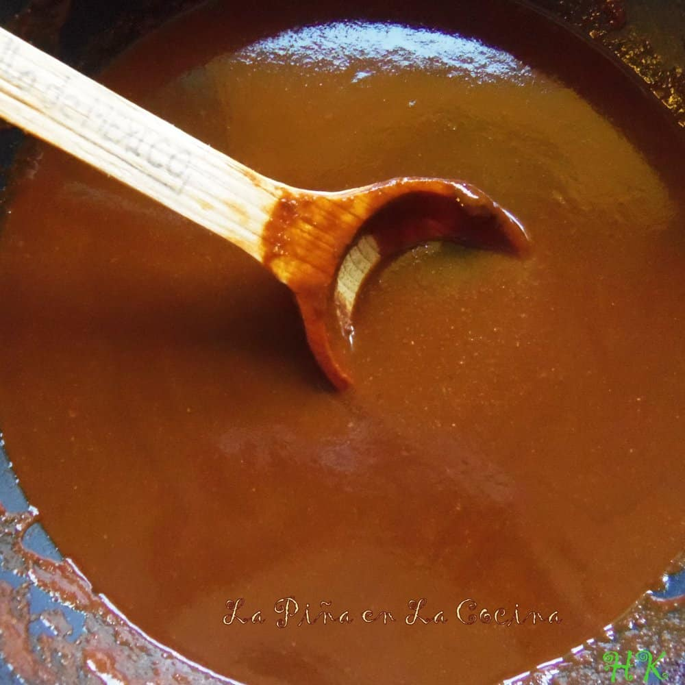 Chicken Molé. Easy Sauce Recipe