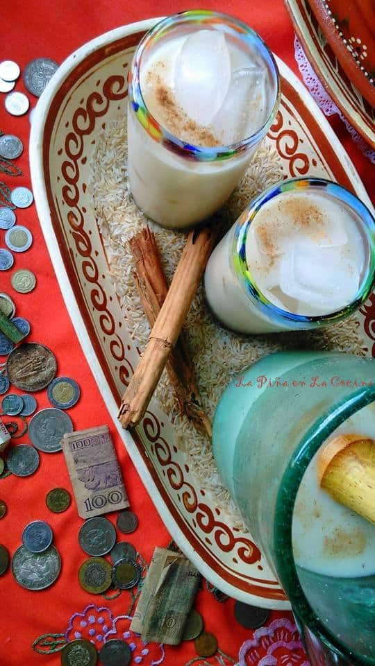 Horchata Almendrada (Rice and Almond Agua Fresca)