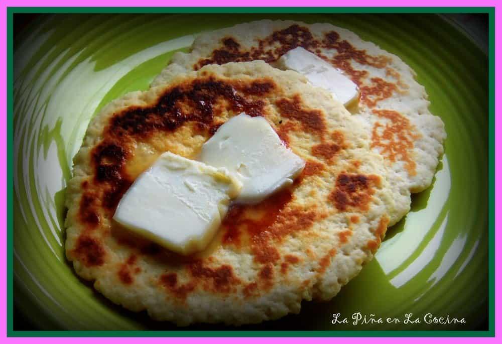 Gorditas de Azucar(Sweet Griddle Cakes)