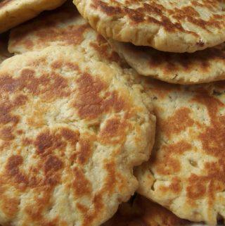 Gorditas de Azucar (Sweet Griddle Cakes)