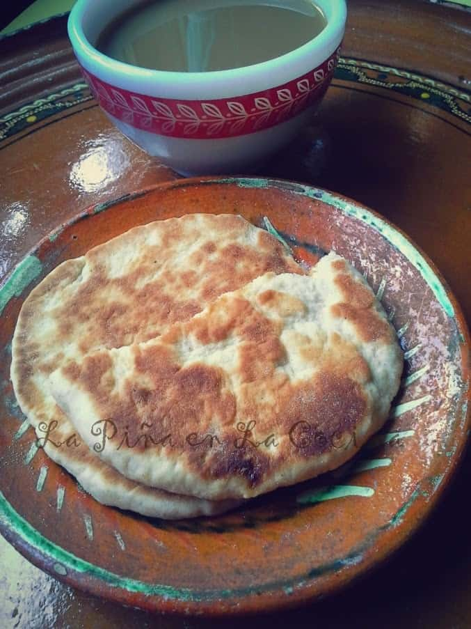Gorditas de Azucar con Canela y Anis(Sweet Griddle Cakes)