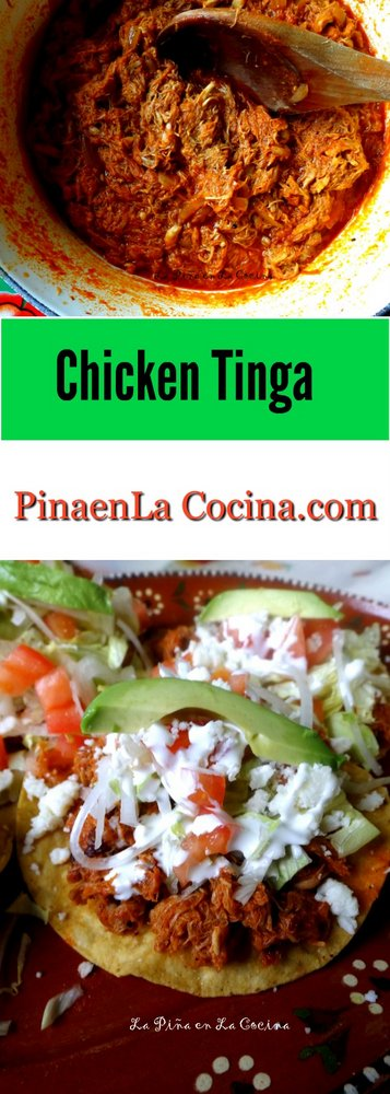 Chicken Tinga