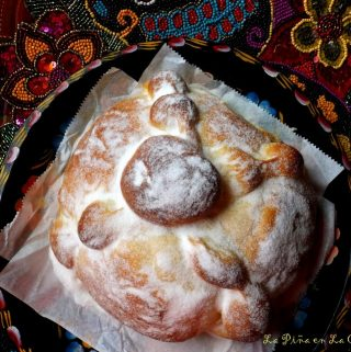 Pan de Muerto(Day of the Dead Bread)- Mexican Chocolate
