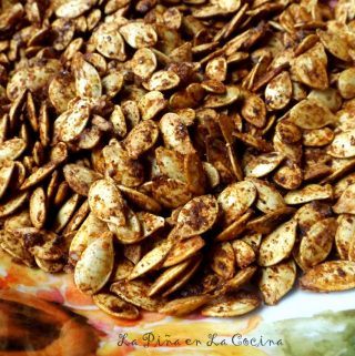 Chile Lime Pumpkin Seeds(Semillas de Calabaza)