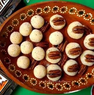 Bolitas de Leche (Mexican-Style Milk Candies)
