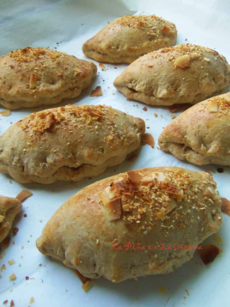 Piloncillo y Canela-Masa Para Empanadas #empanadas #yeast dough