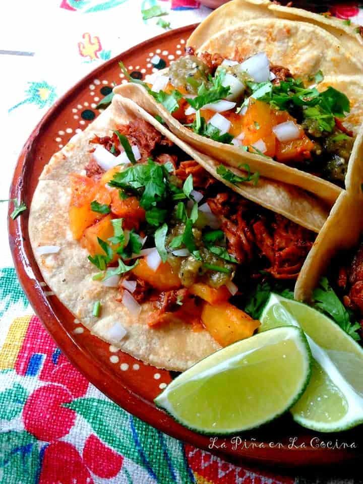 Al Pastor Al Horno(Roasted Pork) #alpastor #roastedpork #mexicanfood #tacos