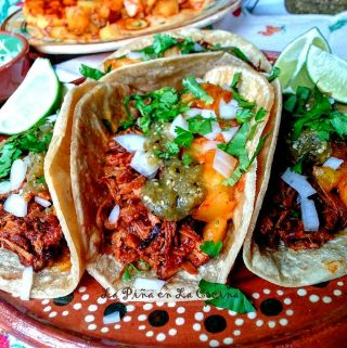 Al Pastor al Horno (Roasted Pork)