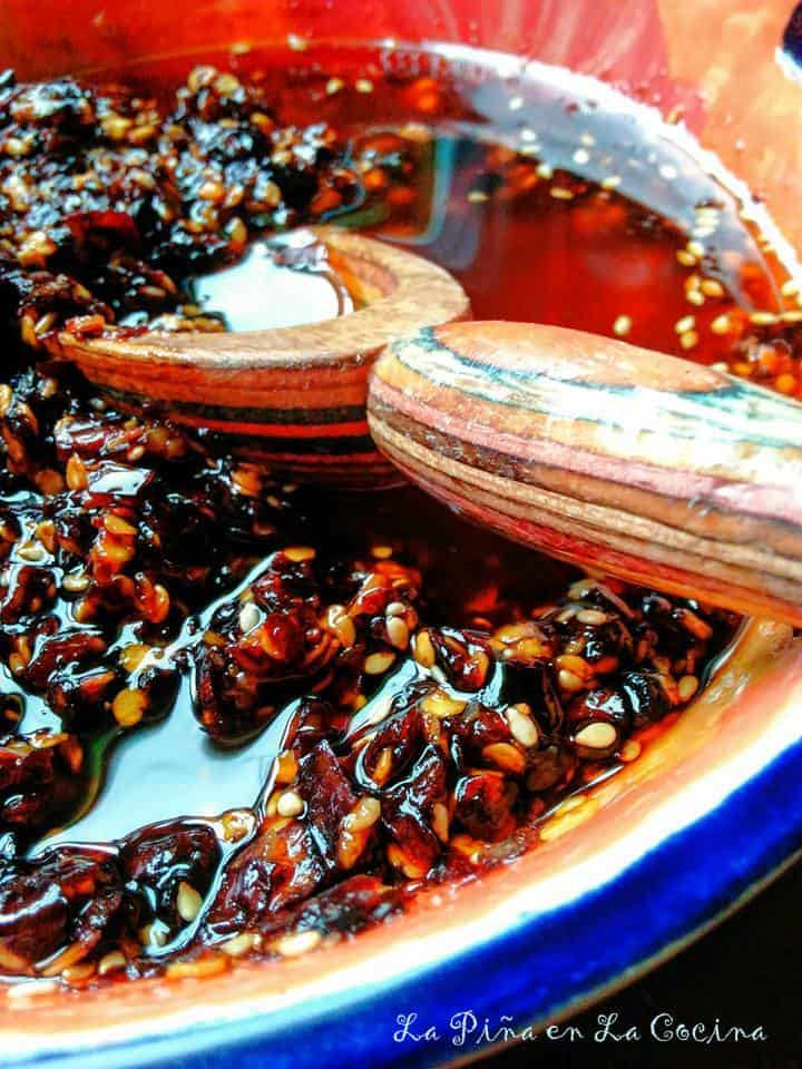 Salsa Macha #salsamacha