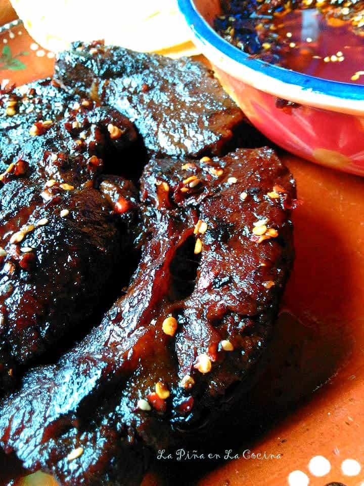 Costillas de Res(Braised Beef Ribs) #costillasderes #beefribs