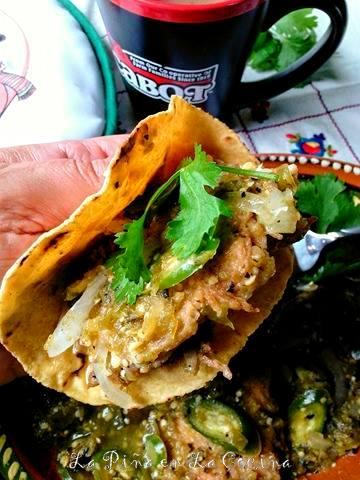 Tortitas de Carne en Salsa Verde #tortitasdecarne #mexicanfood