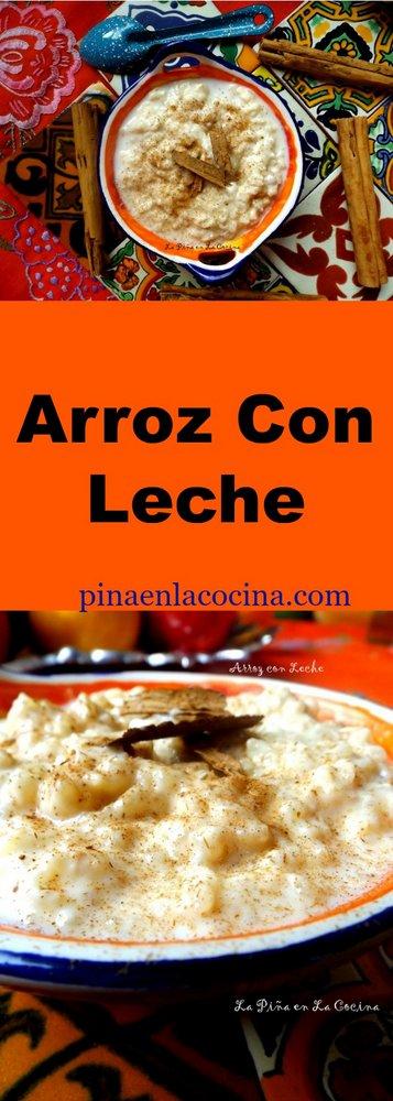 Arroz con Leche #arrozconleche