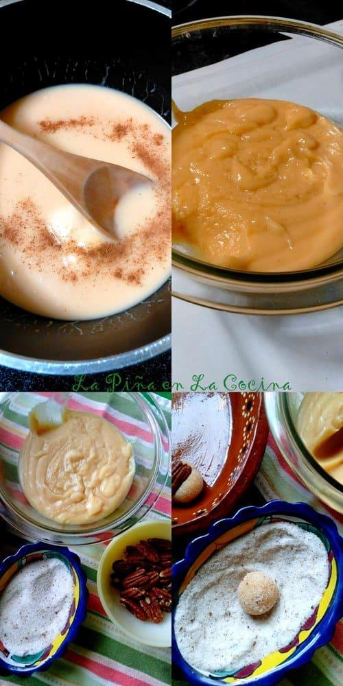 Bolitas de Leche(Milk Candy) #bolitasdeleche #mexicancandy