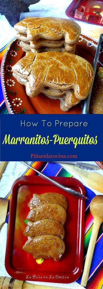 Marranitos-Puerquitos #marranitos #puerquitos