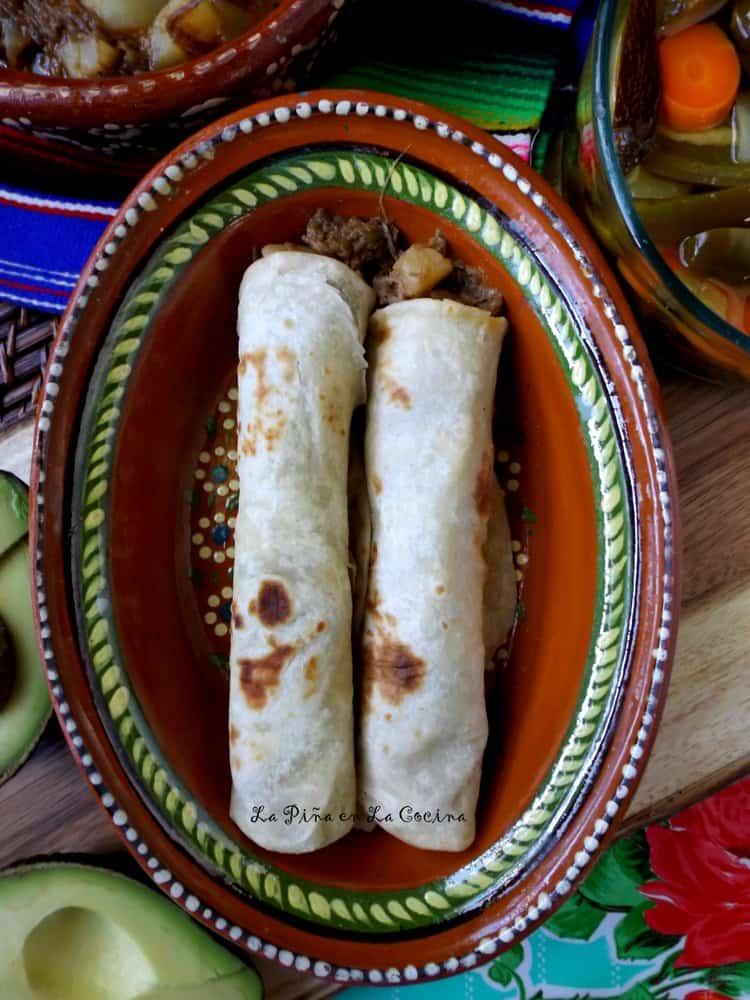 Potato and Beef-Hot Green! #potatoandbeef #mexicanfood #ramonasmexicanfood