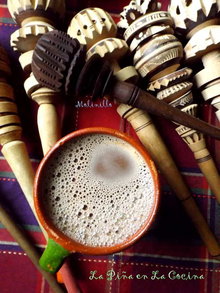 Mexican Hot Chocolate #mexicanchocolate