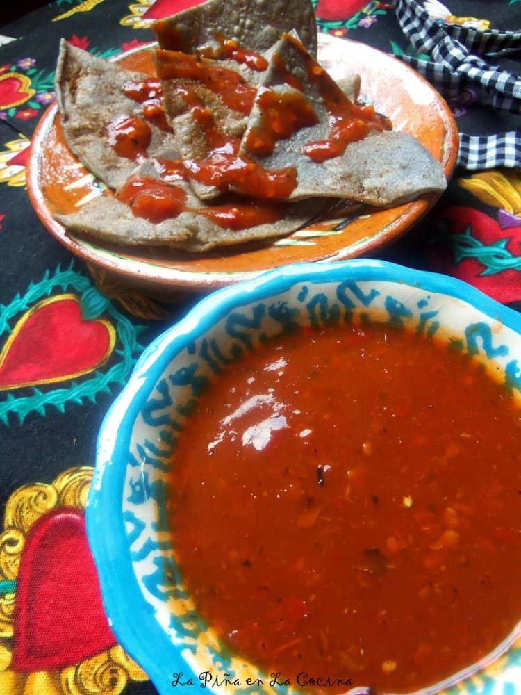 Chile de Arbol Salsa #chiledearbolsalsa