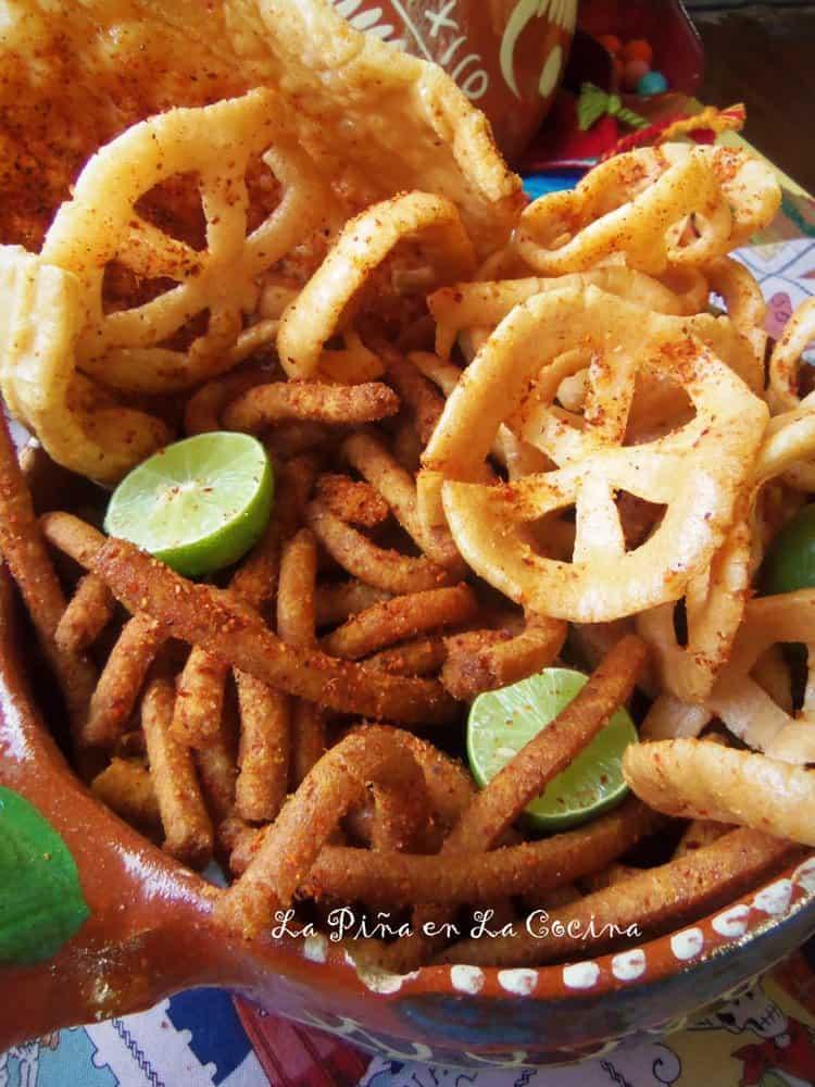 Durritos(Churritos de Maiz) #durritos #antojitos