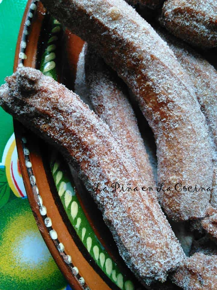 Cinnamon Churros #churros