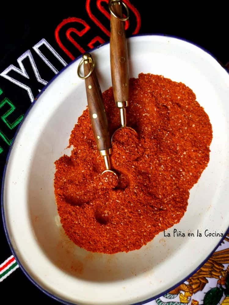 How To Prepare Homemade Chile Limon Seasoning #chilelimon