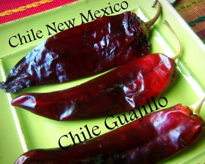 How To Prepare Homemade Chile Limon Seasoning #chilelimon #chileguajillo