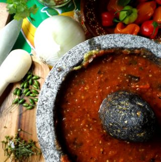 Chile Piquin Salsa Recipes!