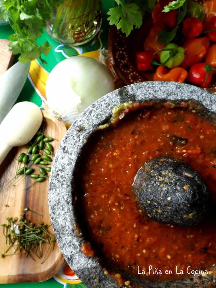Chile Piquin Salsa Recipes! - La Piña en la Cocina