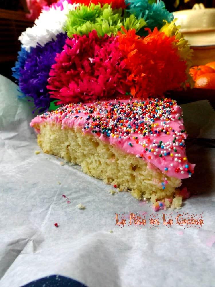 Cortadillos Mexicanos La Panaderia Pink Cake La Pi 241 A En