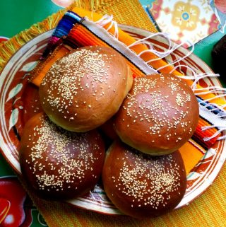 Cemitas (Mexican-Style Rolls)