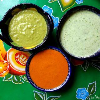 Taqueria-Style Salsa Recipes