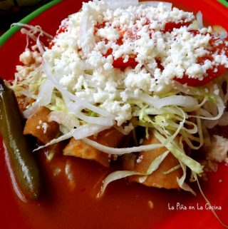 Consomé Para Tacos (Tomato Consomme)