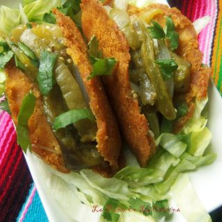 Mexican Foods For Lent