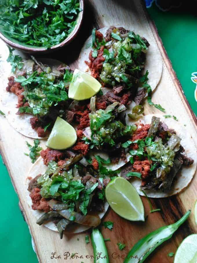 Tacos Campechanos #tacos #tacoscampechanos
