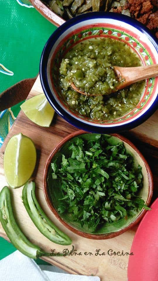 Tacos Campechanos #tacoscampechanos #tacos #salsaverde