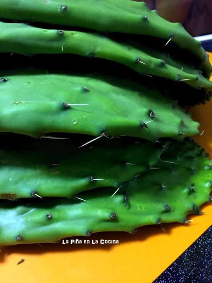 Nopalitos #nopalitos #cactus #nuevoleon #lent #cuaresma
