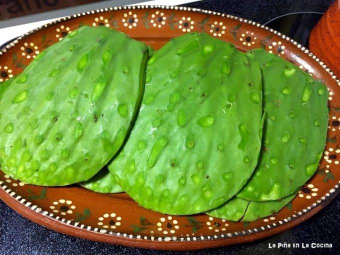 Nopalitos #nopalitos #cactus #nuevoleon #lent #cactus