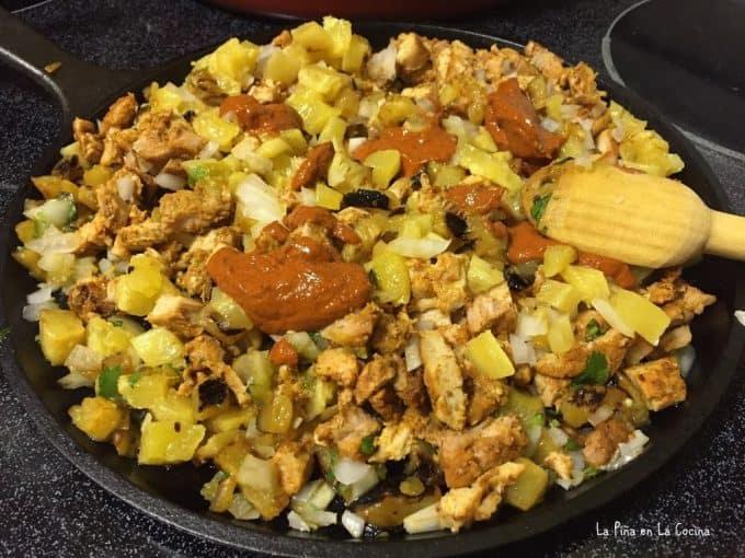 Chuletas al Pastor (Tacos al Pastor) #chuletasalpastor #tacos