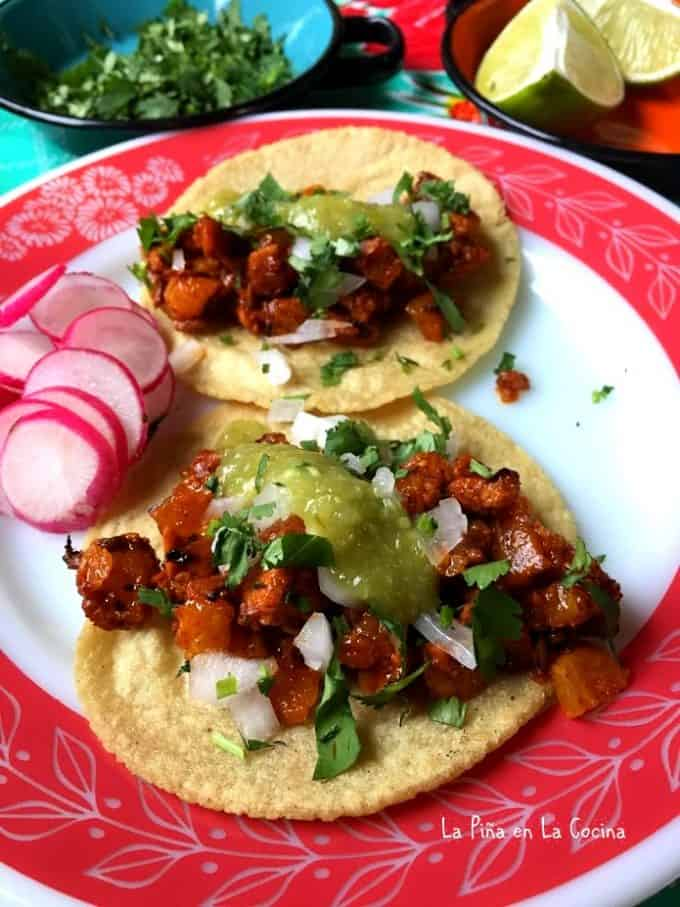 Chuletas al Pastor (Tacos al Pastor) #alpastor #chuletas #tacos