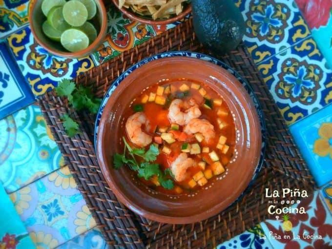 Caldo de Camarones #caldodecamarones #shrimpspoup #lent #cuaresma