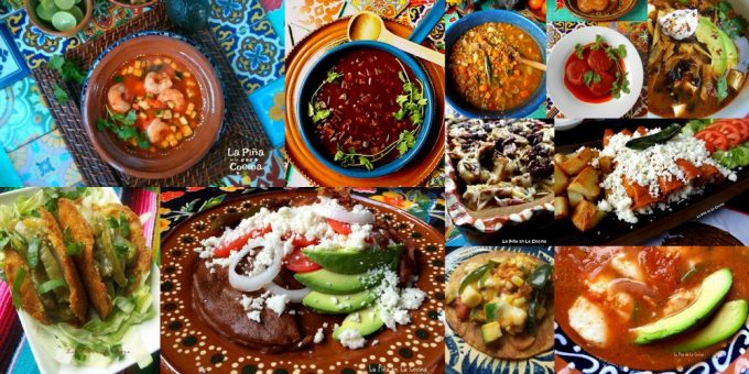 Mexican Foods For Lent #lent #mexicanfood #cuaresma